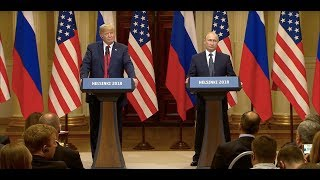 Канада 1384: Канадские СМИ о встрече Путина и Трампа в Хельсинки