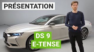 DS9 e-Tense : le luxe hybride rechargeable à la française