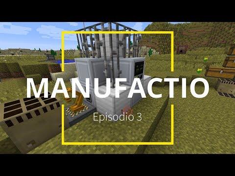 Boiler, Boiler, DUE BOILER! - ManuFactio Ep. 4 Minecraft ITA