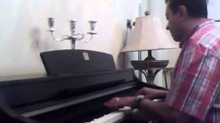 موعد مع القدر .. موسيقى عمر خيرت .. على بيانو طارق بغدادى