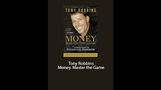Tony Robbins Money Master The Game Chapter 4.1 part 2