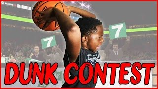 NBA LIVE 09 All Star Weekend Gameplay l #ThrowbackThursday - OOHH! WHAT A DUNK!