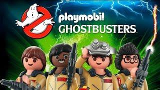 Охотники за приведениями PLAYMOBIL Ghostbusters мультигра для Детей BKA