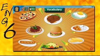 สื่อการเรียนการสอน I like omelet (อาหารที่ฉันชอบ) ป.6 ภาษาอังกฤษ