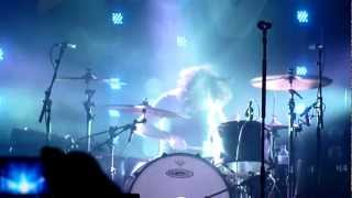 07. Anxiety (+ Ilan's Drum Solo) - Angels & Airwaves Full Concert (HD) 2012