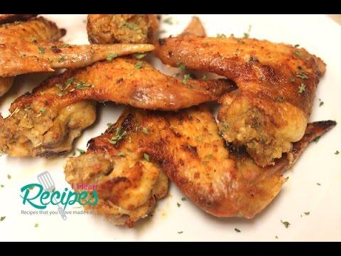 Stuffed Chicken Wings Recipe – I Heart Recipes