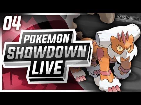 LANDO-T...THE GAWD! • Pokemon Showdown Live [OU]