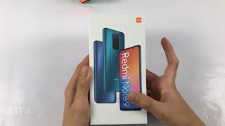 Мобильный телефон Xiaomi Redmi Note 9 128GB