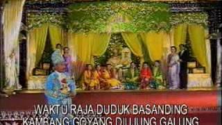 Gambar cover KAMBANG GOYANG - A Gani Samatha - Dangdut Banjar @ Kalimantan Selatan
