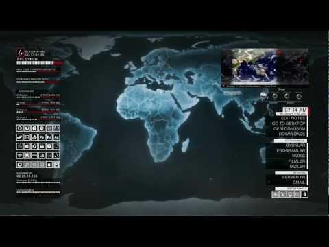 Steam Community :: Video :: AC:Revelations - Rainmeter Skins