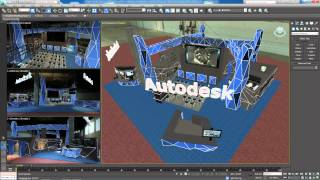 ADS 2013 For Exhibition Booth Design — Chapter 4 Present And Market