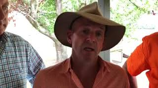 Niall Blair, Michael Johnson And Graham Forbes Reflect On Drought And Mental Health In NSW Dairy