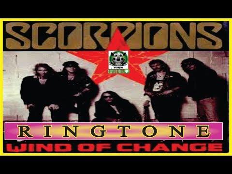 WIND OF CHANGE  THE SCORPIONS   RINGTONE  FREE DOWNLOAD DESCARGA GRATIS video YOUTUBE