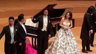 アンコール誰も寝てはならぬプッチーニ作曲歌劇『トゥーランドット』よりオーソレミオ作曲ディカプア