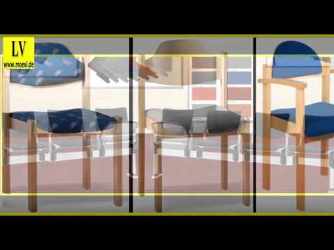 Videos Wartezimmerstühle,Wartezimmermoebel kaufen