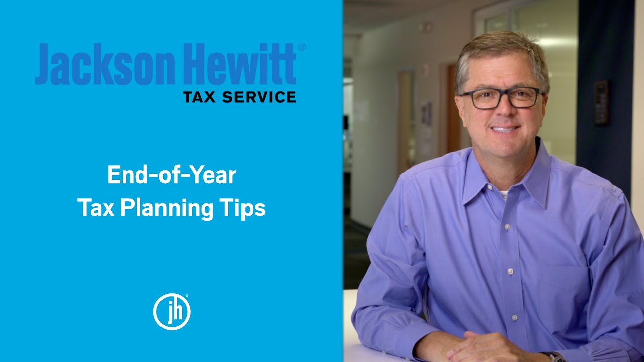 M10 End-of-Year Tax Planning Tips for 2020 YouTube thumbnail