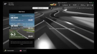 Gran turismo sport. Daily races + heart racing team lobby