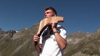 Amazing Grace New - O Gnade Gottes wunderbar - David Döring - Panflöte | Panflut | Flauta de Pan