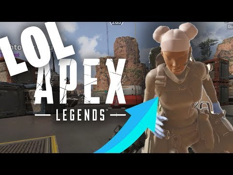 Playing Apex Legends on the WORST POSSIBLE SETTINGS