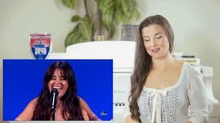 Vocal Coach Reacts to Camila Cabello - Consequences (2018 AMAs)