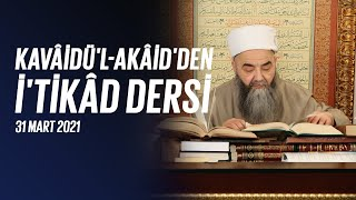 Kavâ'ıdü'l-'Akâid'den İ'tikâd Dersi 52. Bölüm