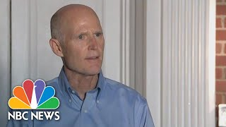 Florida Governor Rick Scott Accuses Election Officials Of