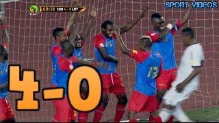 """تقرير """"بي إن سبورت"""" عن فوز الكونغو الديمقراطية على ليبيا 4-0 في تصفيات مونديال روسيا 2018"""