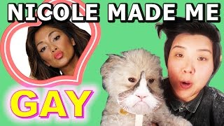 Best Day Project - Kissing Nicole Scherzinger Made Me Gay!