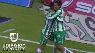 Doblete de ensueño: González debutó con dos goles