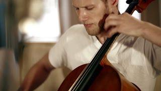 Zoltán Kodály, Sonata in B minor for solo cello, Op.8, mvt. III, performed by Sebastian Bäverstam