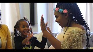 Size 8's baby shower surprise ( Glory To God)
