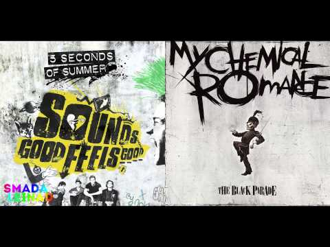 5 Seconds Of Summer Vs. My Chemical Romance - Kinda Hot Teenagers Mp3