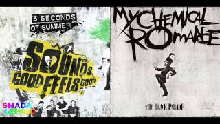 5 Seconds of Summer vs. My Chemical Romance - Kinda Hot Teenagers
