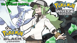 Pokemon Black/White - Battle! N Final Music (HQ)