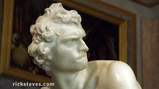 Thumbnail of the video 'Rome's Borghese Gallery and Bernini Statues'
