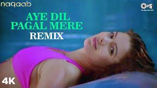Remix: Aye Dil Pagal Mere   Bobby Deol   Akshaye   - YouTube