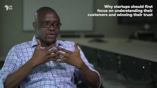 Why startups should focus on winning customer trust