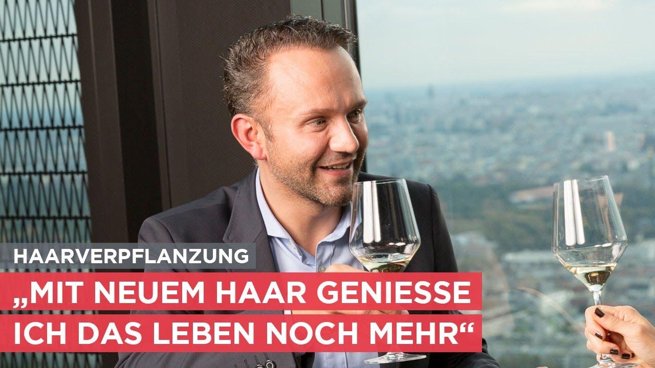 Franzose spricht über seine Haartransplantation bei Moser