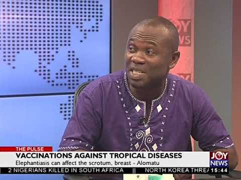 Vaccinations Against Tropical Diseases - The Pulse on JoyNews (17-5-18)