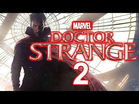 Dr. Strange 2 Confirmed! Director & Date Confirmed!