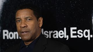 Denzel Washington speaks out: Don't 'blame the system' for black incarceration, 'it starts at home'