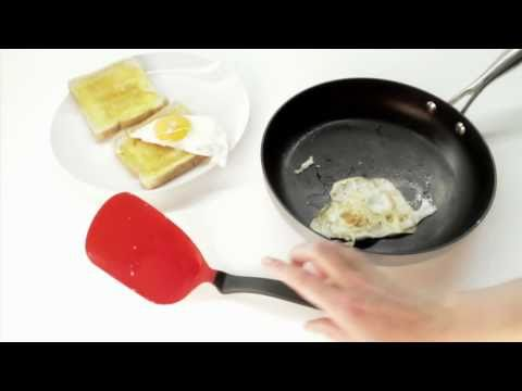 YouTube video about the Dreamfarm Chopula Spatula
