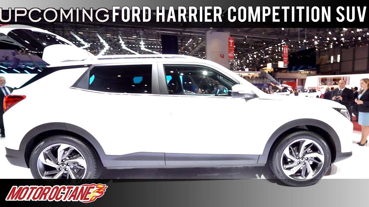 Motoroctane Youtube Video - Ford - HARRIER Competition SUV | Hindi | MotorOctane