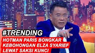 Video Hotman Paris Akui Elza Syarief Sudah Tahu Lawan Debatnya Nikita Mirzani Part 01 - Call Me Mel 10/09 MP3, 3GP, MP4, WEBM, AVI, FLV September 2019