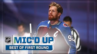 Best of Mic'd Up - First Round | 2020 Stanley Cup Playoffs | NHL