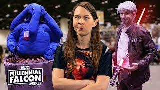 Star Wars Celebration 2017: The Fandom Menace - Millennial Falcon