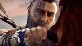 60FPS HORIZON ZERO DAWN  Aloys Journey Trailer E3 2016