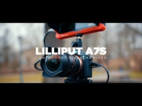 FIELD-MONITOR für 150€! - Lilliput A7S Review! - Low Budget Filmmaking #13