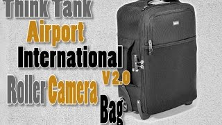 Airport International™ V 2.0 Roller Camera Bag - Think Tank