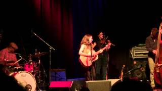 Joyful Girl by Ani Difranco with Jenny Scheinman  at Old Town School of Folk Music. 10.15.14.